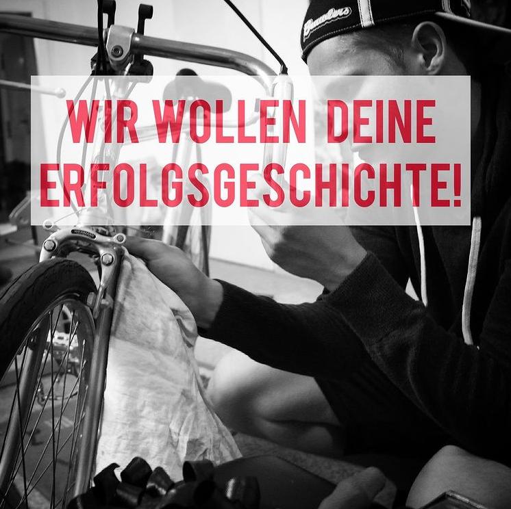 Rennradprojekt - Wir wollen deine Erfolgsgeschichte: Rennrad